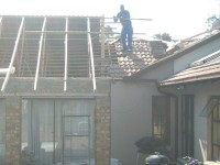 Roof Extention