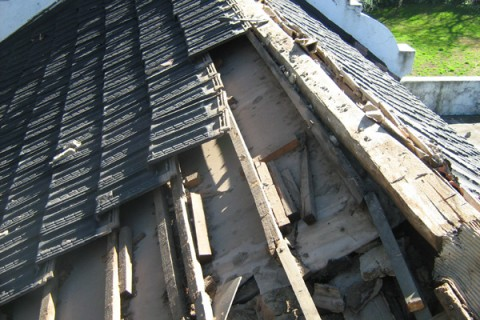 Houghton - Roof Repairs