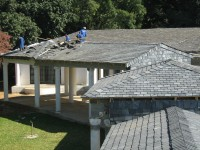 Slate Roofing Tile