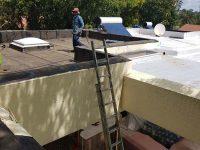 Waterproofing Re-roof