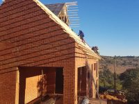 Roof Trusses and Tiles Roofing