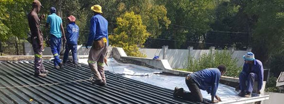 Sheeting Roof