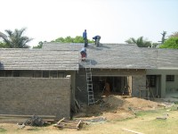 Bryanston - Roof Extention